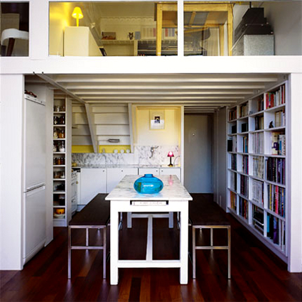 Casas peque as decoraci n y bricolaje for Ideas para el hogar espacios pequenos