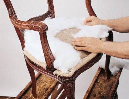 Restaurar sillas antiguas decoraci n y bricolaje for Tapizar sillas de madera