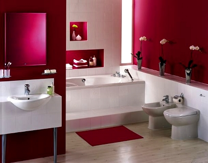 Un cuarto de baño de lujo « Decoración y Bricolaje