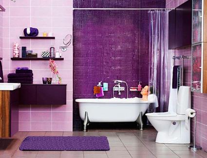 El color morado en tu decoración « Decoración y Bricolaje
