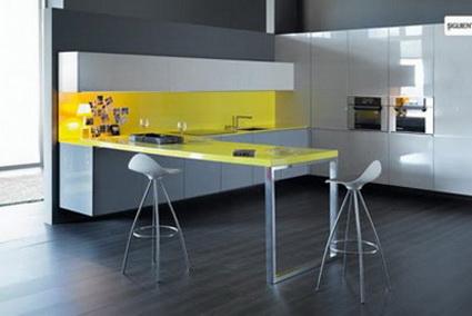 cocinas amarillas « Decoración y Bricolaje