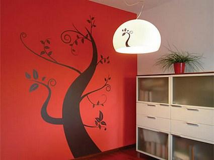 Decorando paredes decoraci n y bricolaje for Disenos de pintura en paredes