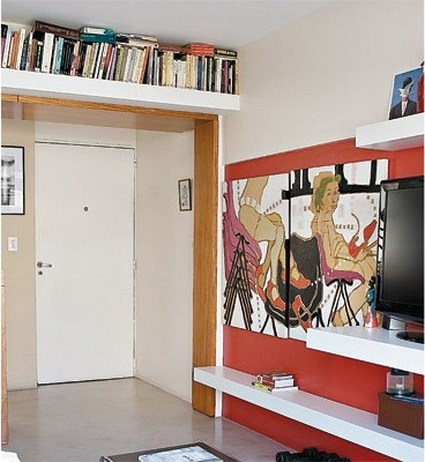 si cuentas con un ambiente pequeo es necesario que busques ideas para optimizar espacio
