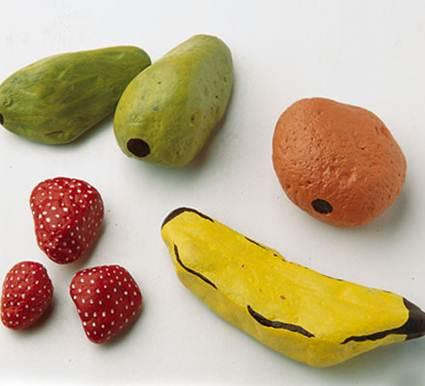 Frutas de piedras